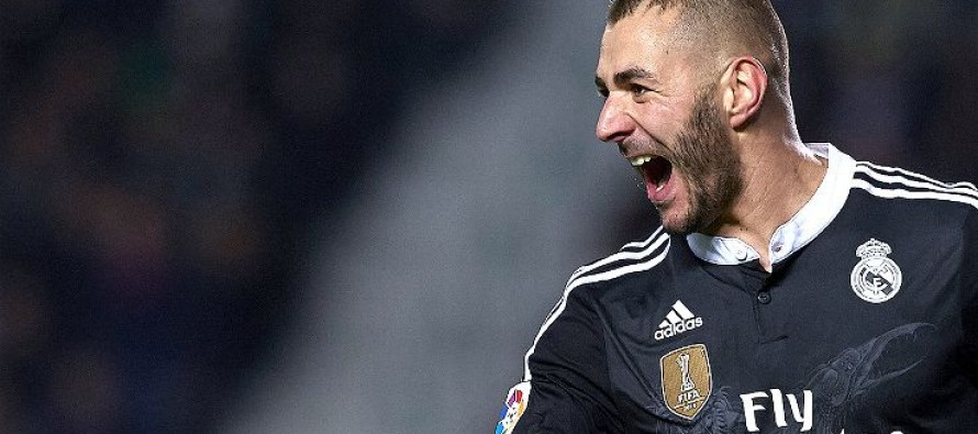 Sharpshooting Benzema fit to return in Madrid derby