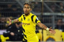Aubameyang nets 30th goal as Dortmund reach semis