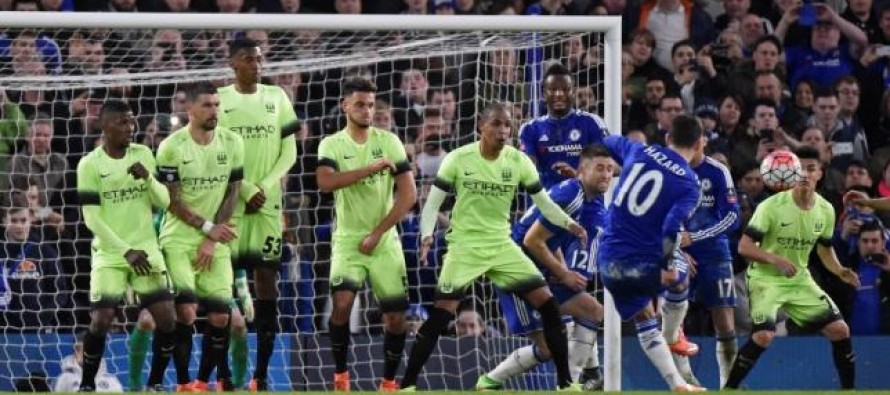Chelsea crush weakened City in FA Cup, Spurs knocked out