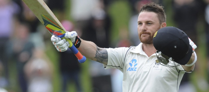 Job comes first as McCullum prepares to bow out