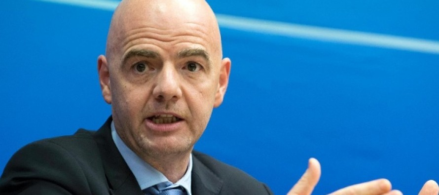 'Not the time for deals' on FIFA presidency — Infantino