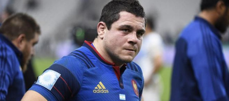 No respite for France skipper Guirado, named in Toulon team