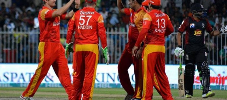 Discarded Sharjeel and Rizwan shine as Islamabad beat Lahore