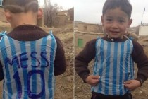 The Young Afghan Boy Gets His Dream Come True