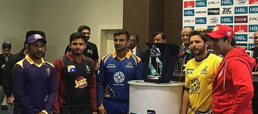 PSL: The much awaited day is upon us
