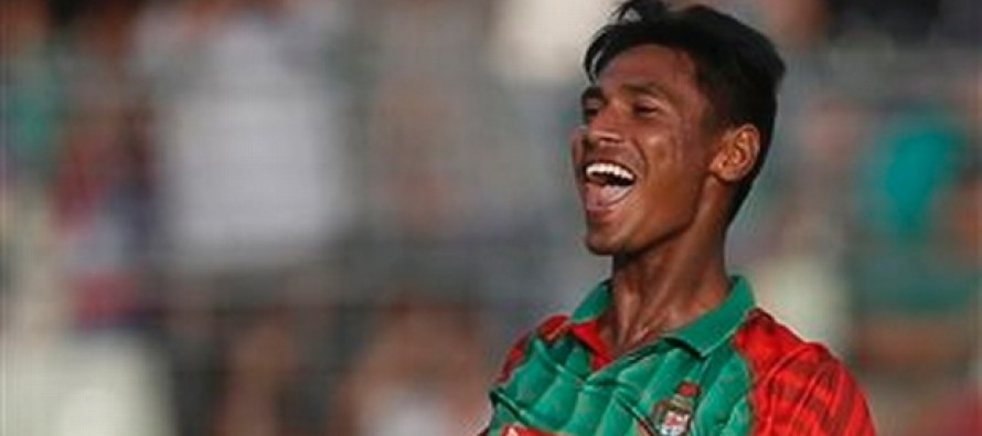 Bangladesh call up Tamim for injured Mustafizur