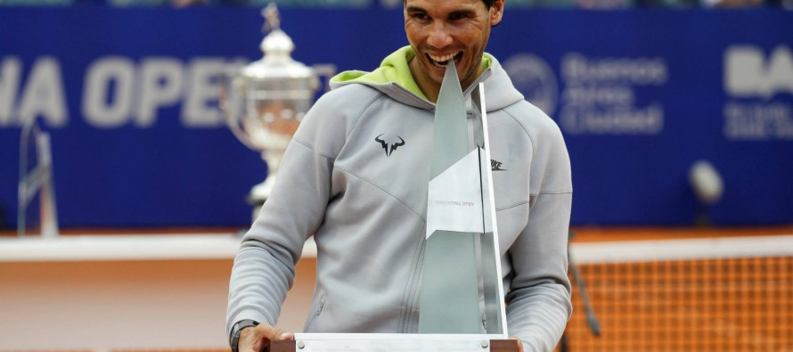Nadal gets wildcard invite to defend Buenos Aires title
