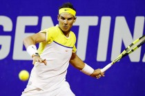 Nadal through to semi-final as Dolgopolov injured