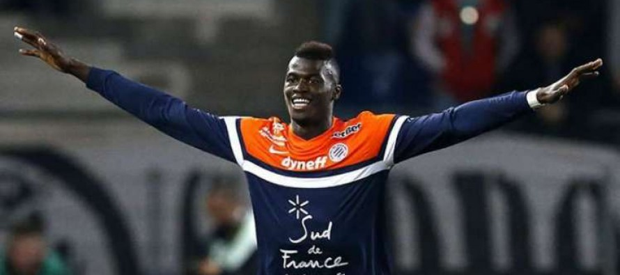 Milan striker Niang suffers car accident