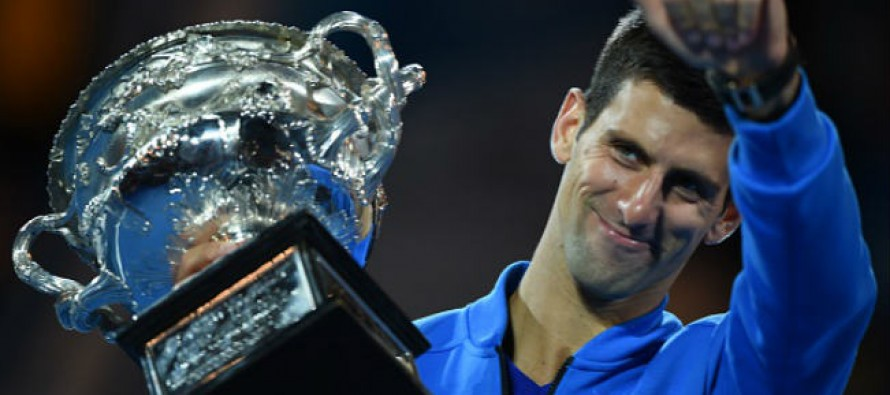 Djokovic fears only karma in Grand Slam history quest