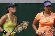 Hingis and Mirza's 41-match win streak ends