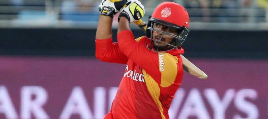 Sharjeel to be included in Asia Cup squad