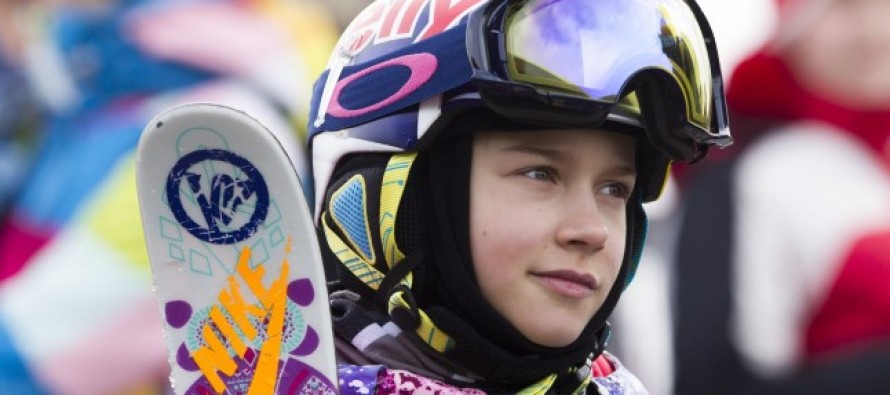 Like wow! the Olympics gets young and scary
