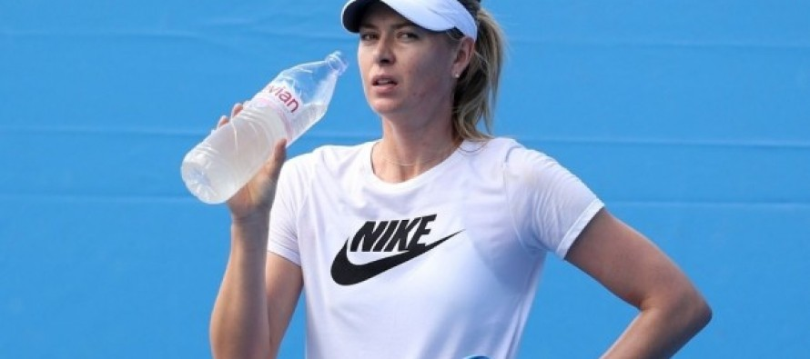 Injured Forearm Keeps Sharapova Out of Indian Wells