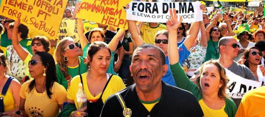 With Brazil in crisis, who has time for the Olympics?