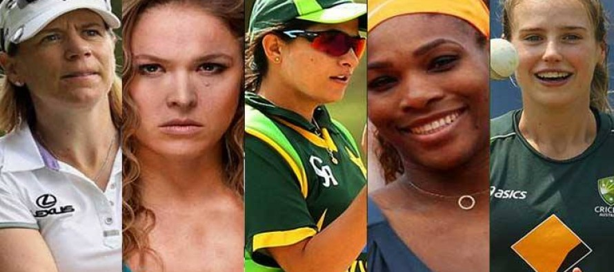 Greatest women athletes of all time