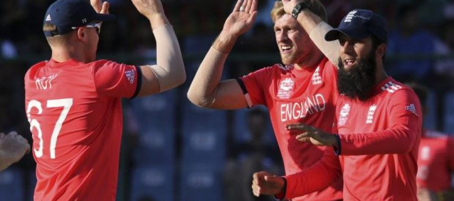 England's Roy, Willey fined as emotions spill over at T20