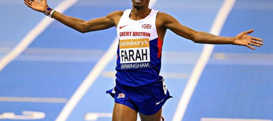 Farah aware of role amid doping scandals