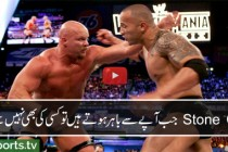 'Stone Cold' Steve Austin goes nuts on Smackdown