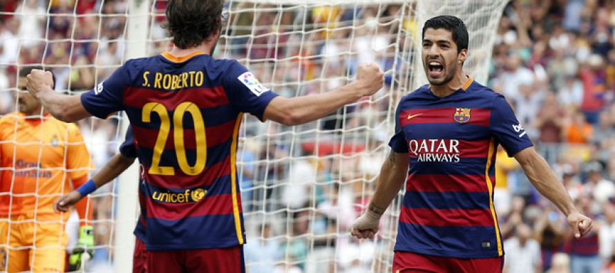 Unbeaten record in sight for unstoppable Barca
