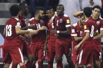 Qatar win again as Hong Kong exit World Cup