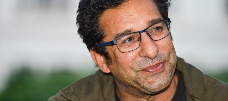 """""""Whatever happened in this T20 World Cup for Pakistan it was writing on the wall."""", says Wasim"""