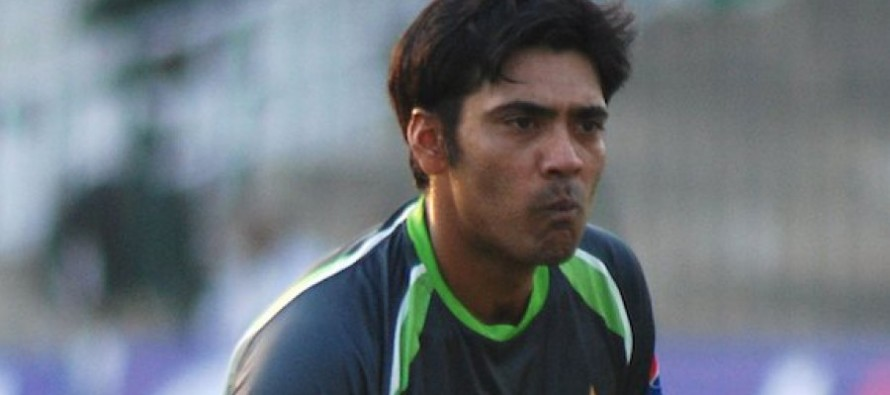 A Minor Toe Injury Hits Mohammad Sami During Practice Session
