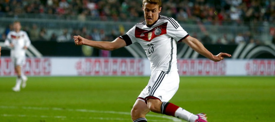 Kruse dropped from Germany squad for poor behaviour