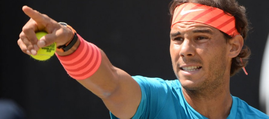 Nadal plans to sue France's ex-sports minister