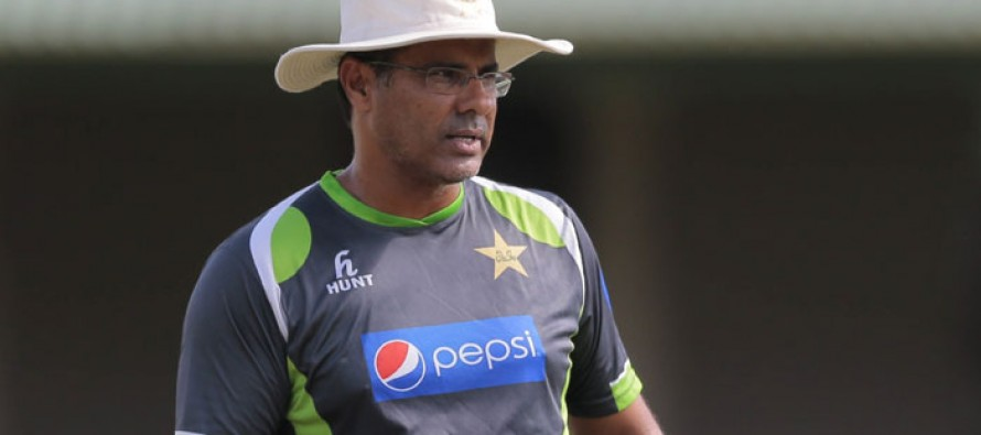Waqar urges nation to support Pakistan cricket team