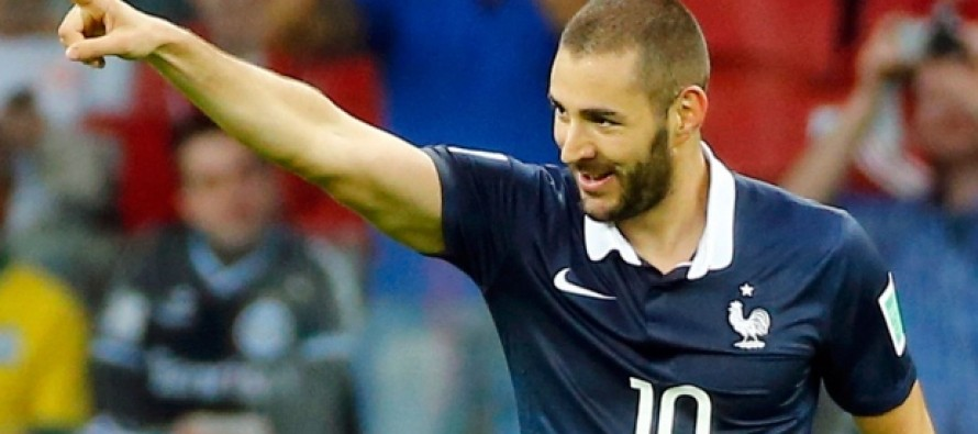 Benzema closes on France return after legal restrictions lifted