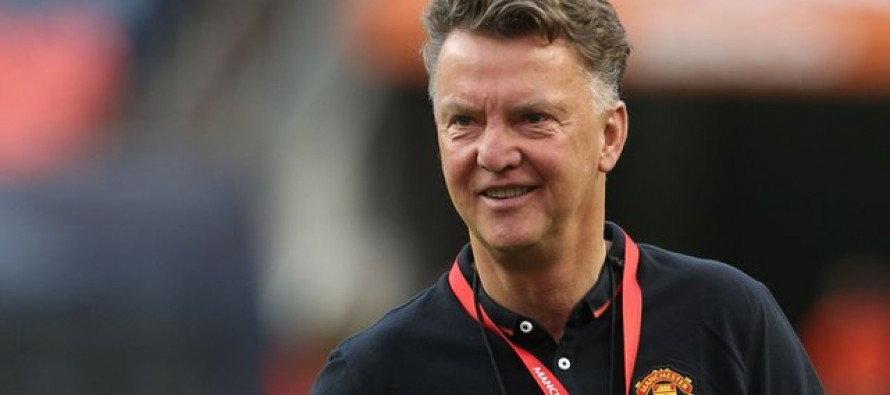 Van Gaal says Europe should be for champions only