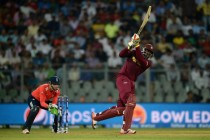 Chris Gayle Destroys England for a Thumping Victory