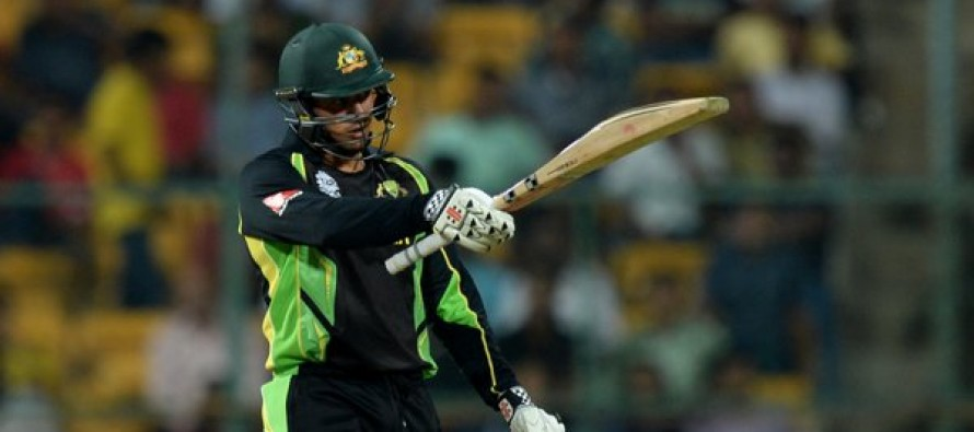 Khawaja leads Aussies to victory over Bangladesh