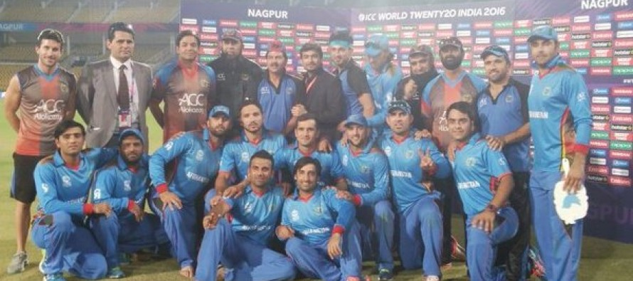 Underdogs Afghanistan clinch historic win over Windies