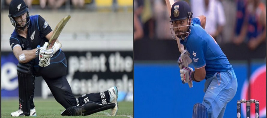 Kane Williamson's calmness against Kohli's aggression