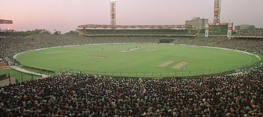 Eden Gardens a Tale of Success for Pakistan Cricket