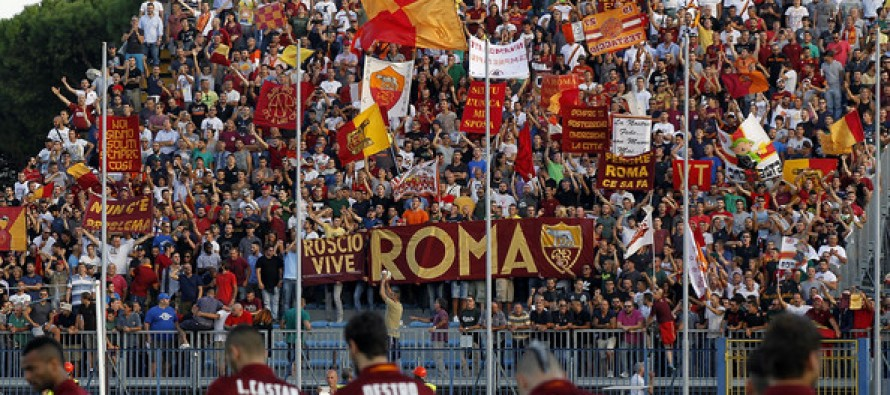 Roma fans launch derby boycott call over security measures
