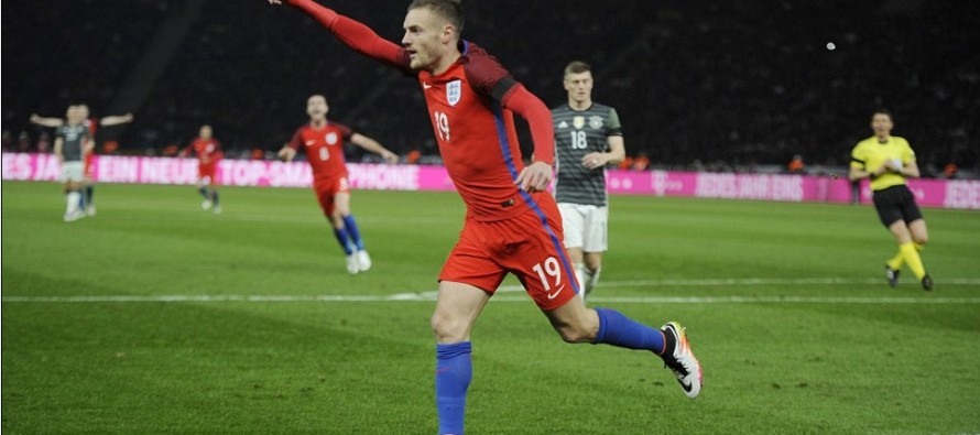 England come from two down to beat Germany in friendly