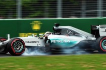 Hamilton quickest out of the blocks in new season