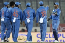 India crush UAE to warm up for Asia Cup final