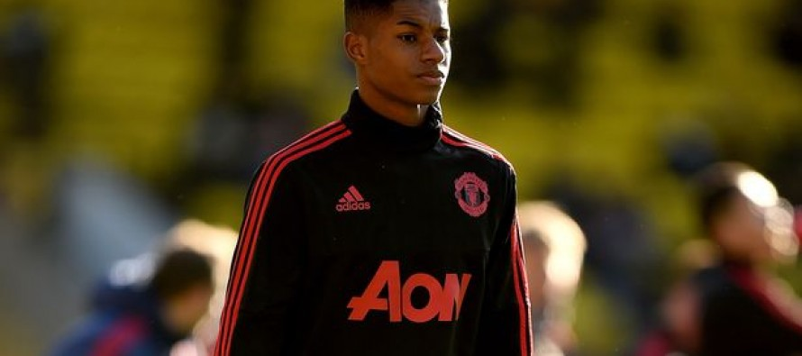 United plead for teenager Rashford to be left in peace