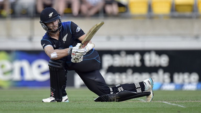 Kane-Williamson- Ind vs Nz