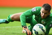 Heaton replaces injured Hart in England squad