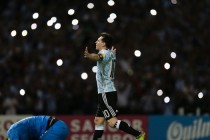Messi brings up 50 as Argentina down Bolivia