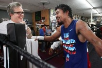 Roach keen as Pacquiao mulls Olympic bid