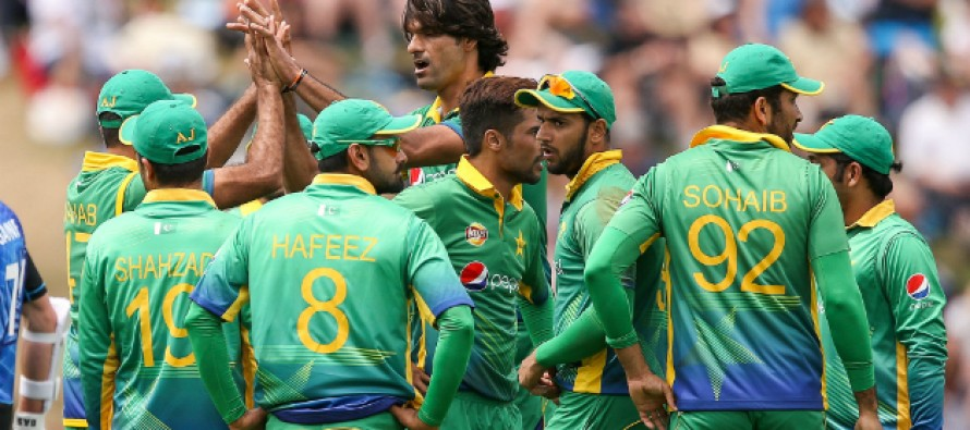 Pakistan cricket team backed for match against Bangladesh