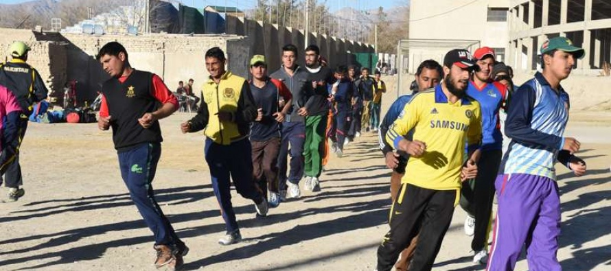 Insurgency-wracked Pakistan province wants crack at cricket glory