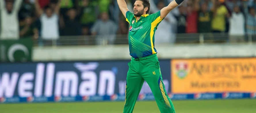 Shahid Afridi- A warrior who believed and attempted