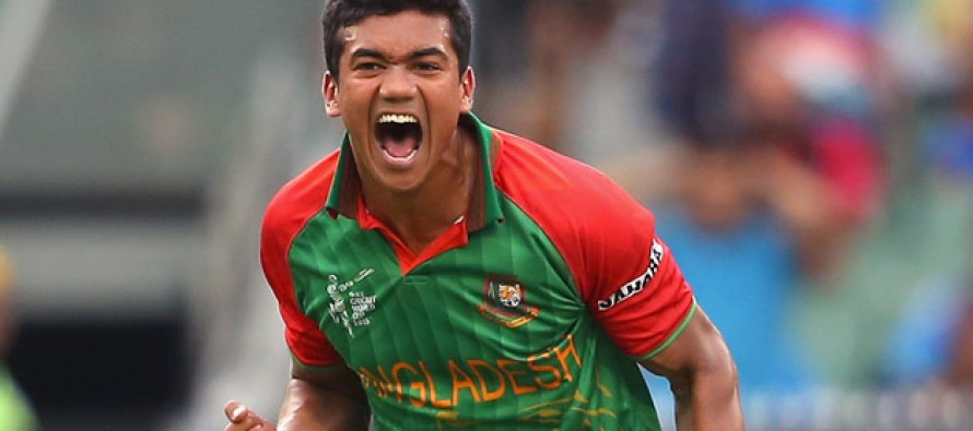 Taskin Ahmed and Arafat Sunny called for Suspected bowling action